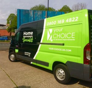 Your Choice New Branding on Vans