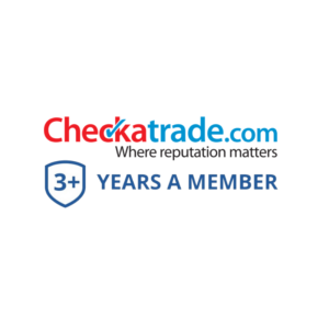 checkatrade three plus years members badge