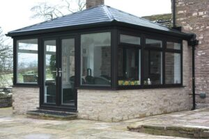 Five easy ways to maintain your conservatory