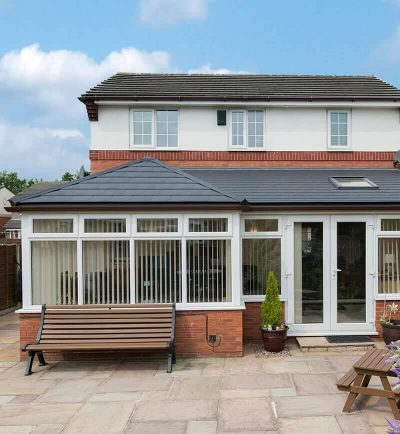 4 Seasons Conservatory Tiled Roof System