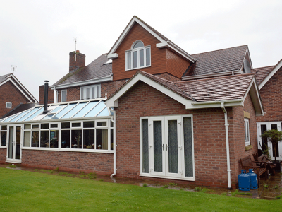 Conservatory Roof Insulation Exterior