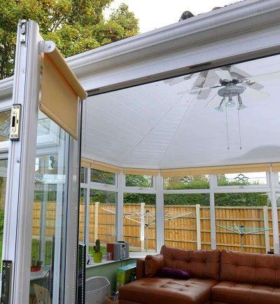 Conservatory Roof Insulation exterior