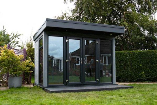 Home Office Composite Garden Room