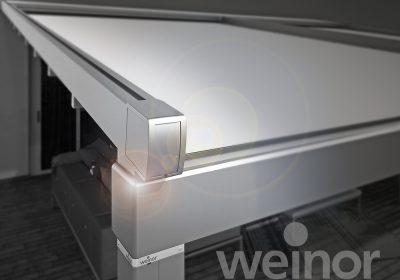 Weinor Pergotex Retractable Roof