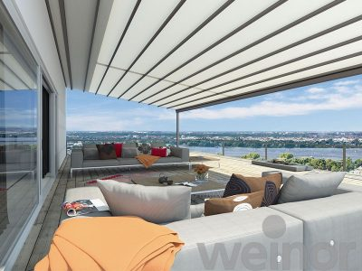 Weinor Pergotex Retractable Roof