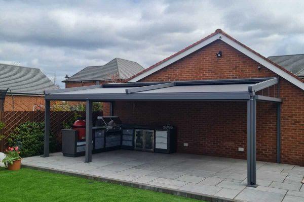 Weinor Retractable Roof