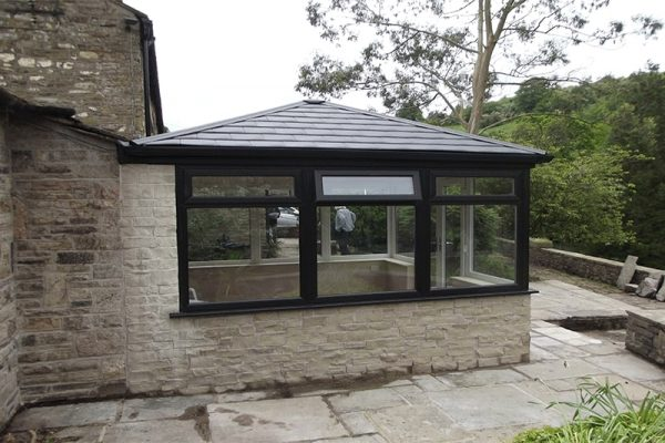 Conservatory Roof Replacement Stone House