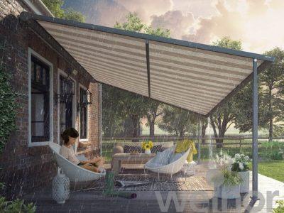 Weinor Plaza Viva Retractable Veranda