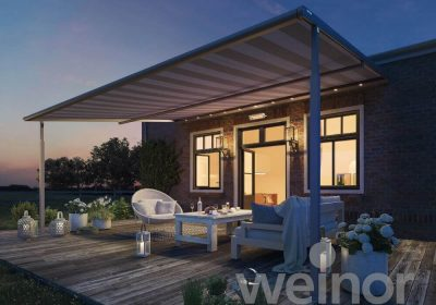 Weinor Plaza Viva Retractable Veranda